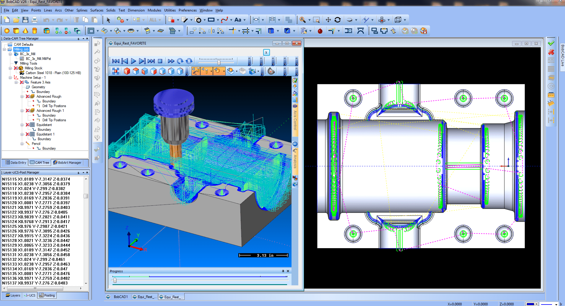 3d Programme What Is Cad Cam Software Bobcad Cam