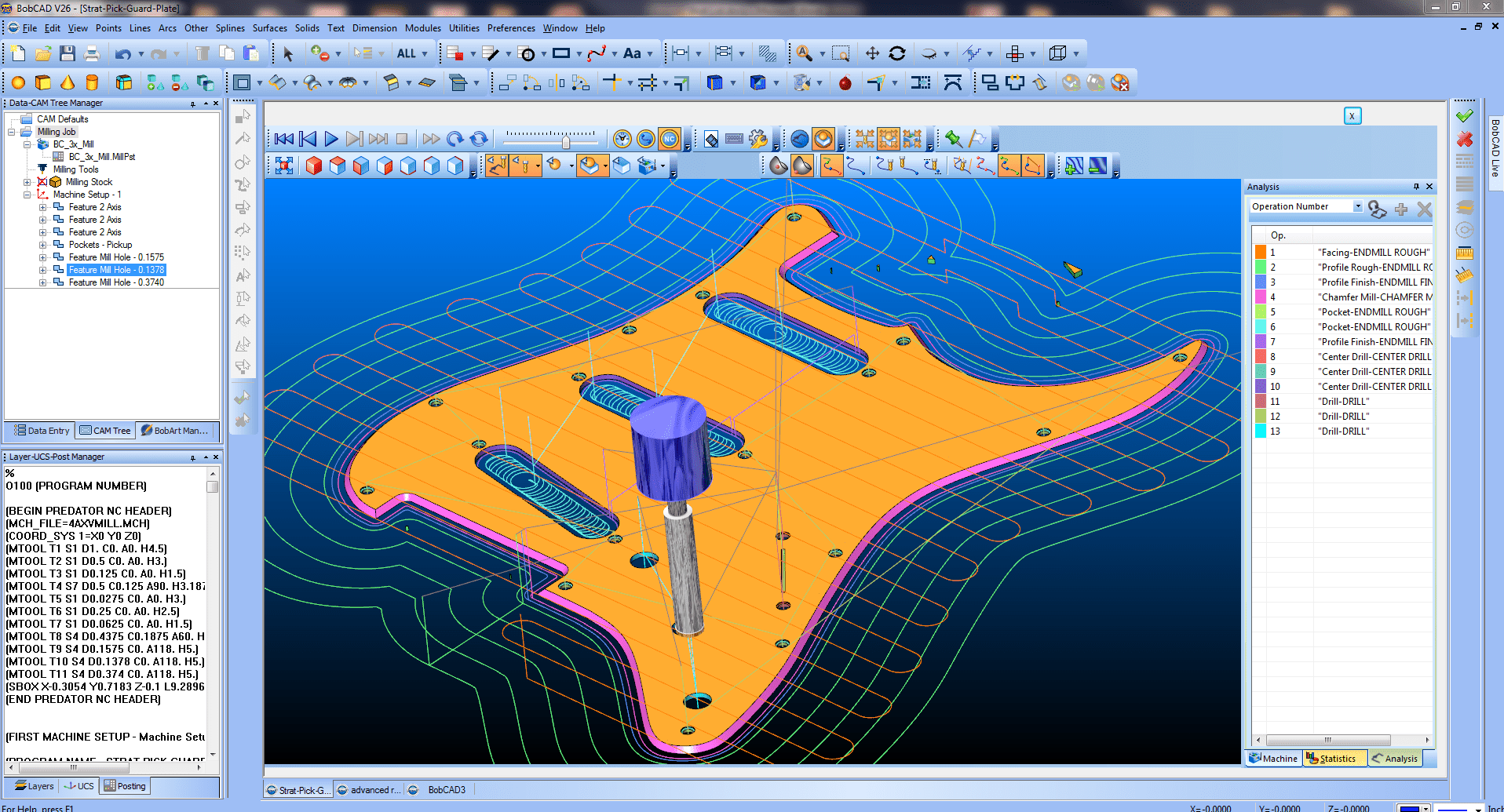 3d Programme 2d Versus 3d In Cad Cam Software Cnc Machine Programming
