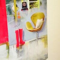 Vernissage: Tessa Wolkersdorfer