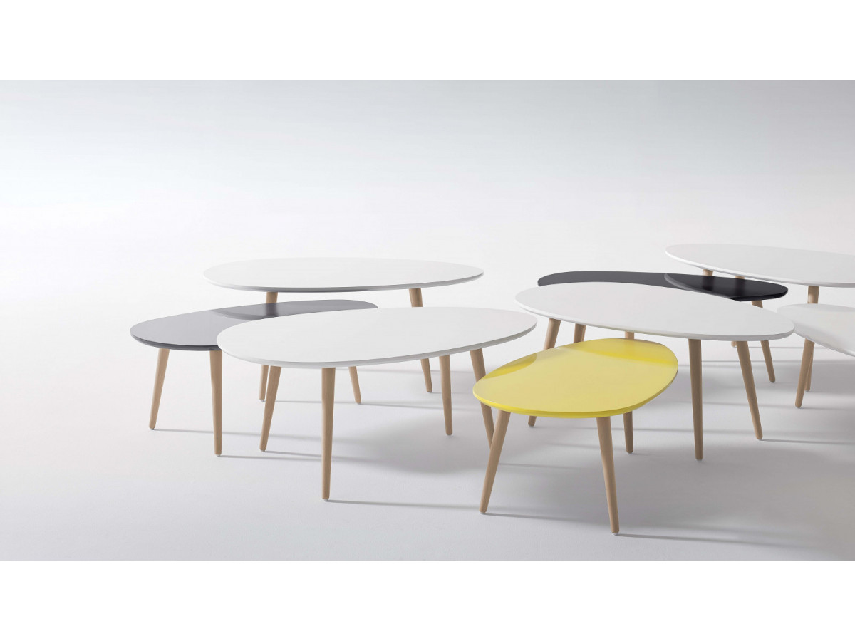 Tables Gigognes Scandinaves Tables Basses Gigognes Scandinaves Bobochic Paris