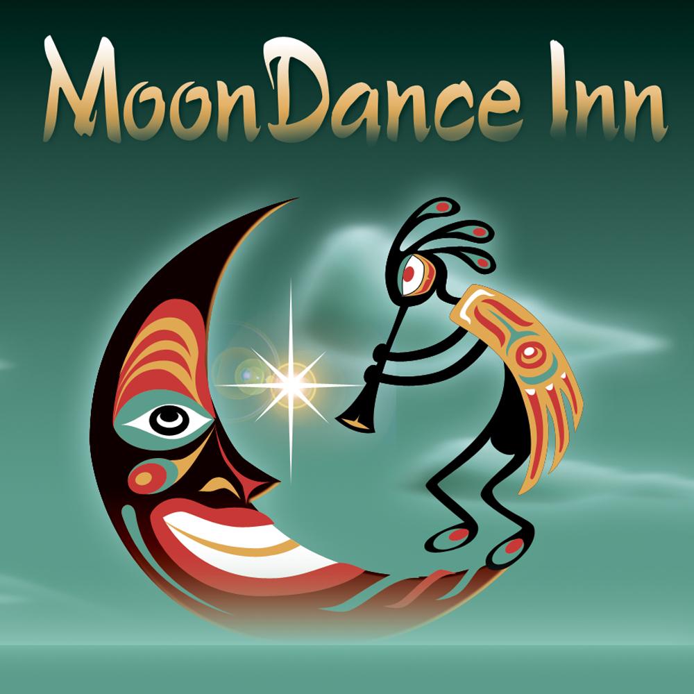 Bob Paltrow Design - MoonDance Inn Branding