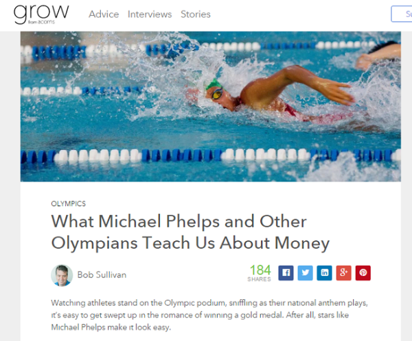 Click above to read the entire list of Olympic lessons at Grow.com
