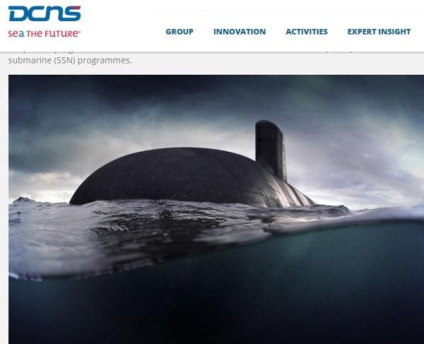 DCNS Web site