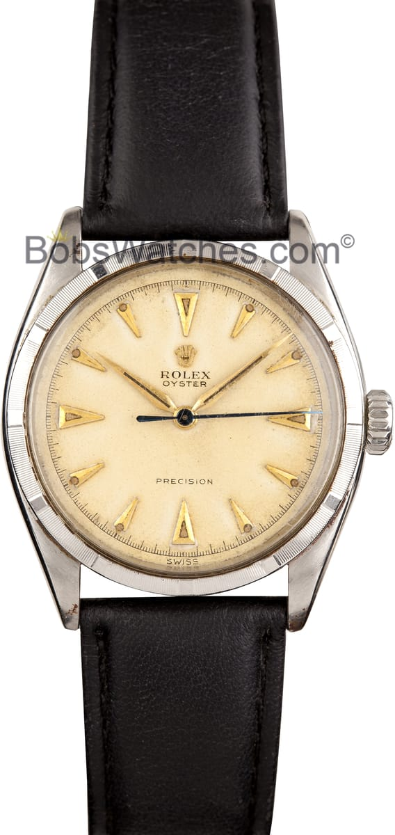 Vintage Ladies Rolex Watches Vintage Rolex Oyster Champagne Dial 1950s 6223 Low Prices