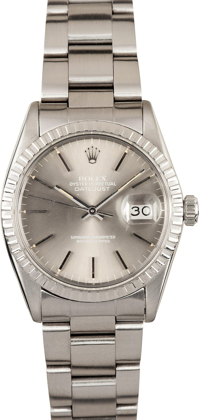 Cellini Watch Mens Rolex Datejust Model 16030