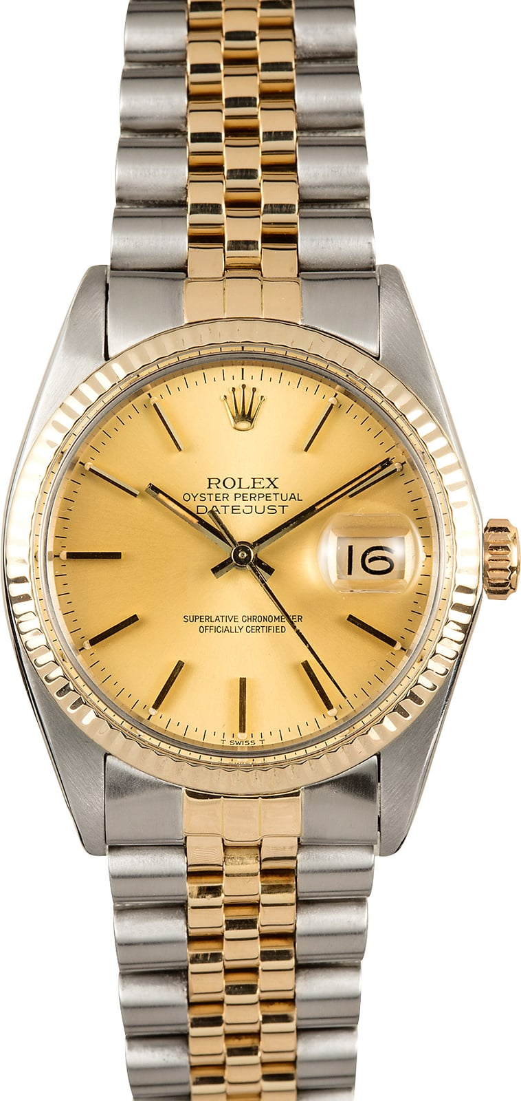 Rolex Explorer Rolex Datejust 16013 Certified Pre-owned Watch