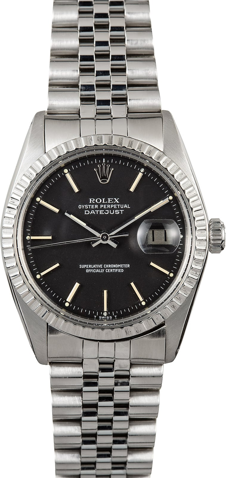 Stainless Rolex Rolex Datejust Stainless Steel 1603