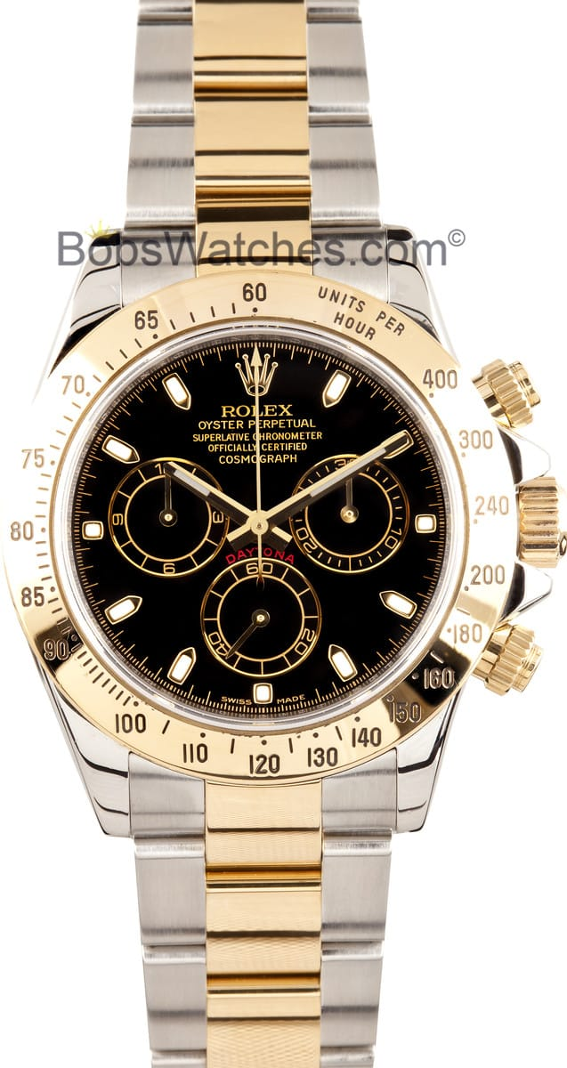 Cellini Watch Rolex Daytona 116523 - Save Up To 50% At Bob's Watches