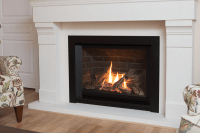 Valor H5 Gas Fireplace  Bobs Intelligent Heating Decor
