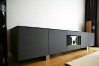 Best of interior Design: black sideboards