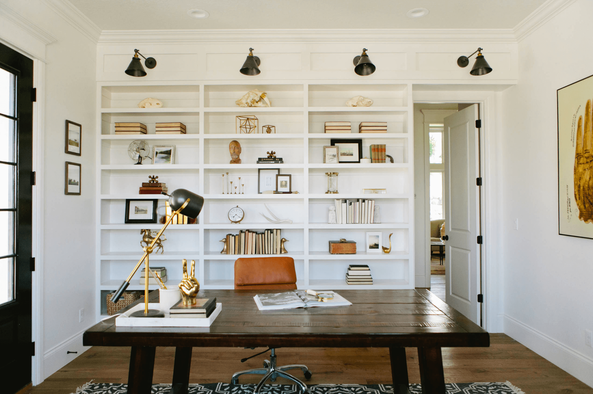 Home Office Decoration 4 Modern Ideas For Your Home Office Décor