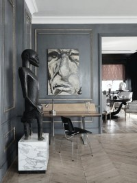 Design Inspiration - 17 Shades of Gray for Luxury Interiors