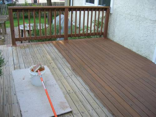 Charmful Easy Guide To Staining Your Deck Mahogany Deck Sealer Reviews Fence Easy Guide To Staining Your Deck Accurate Home Inspection Calgary Deck Sealer