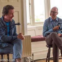 Kevin Barry public interview for Limerick's Make A Move festival