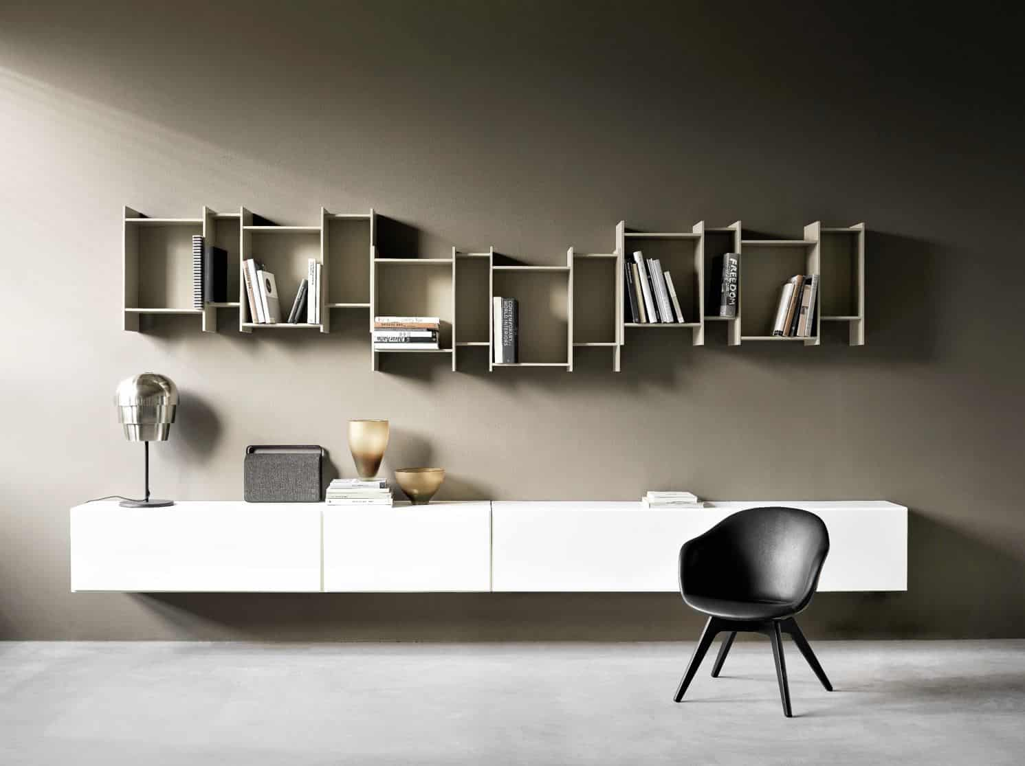 Designer Wandregal Como Design Regal Boconcept Experience