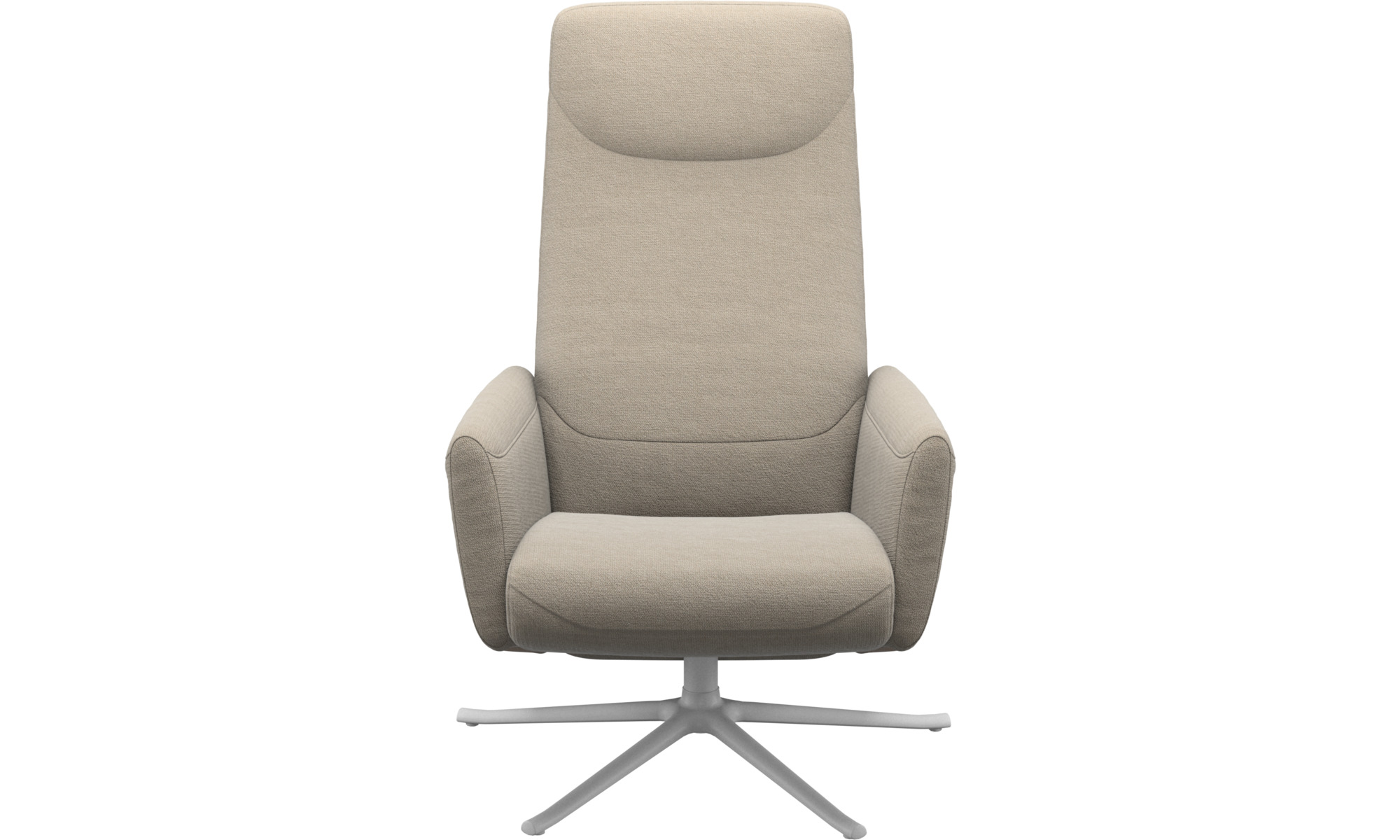 Poltrona Recliner Armchairs Lucca Recliner With Swivel Function Boconcept