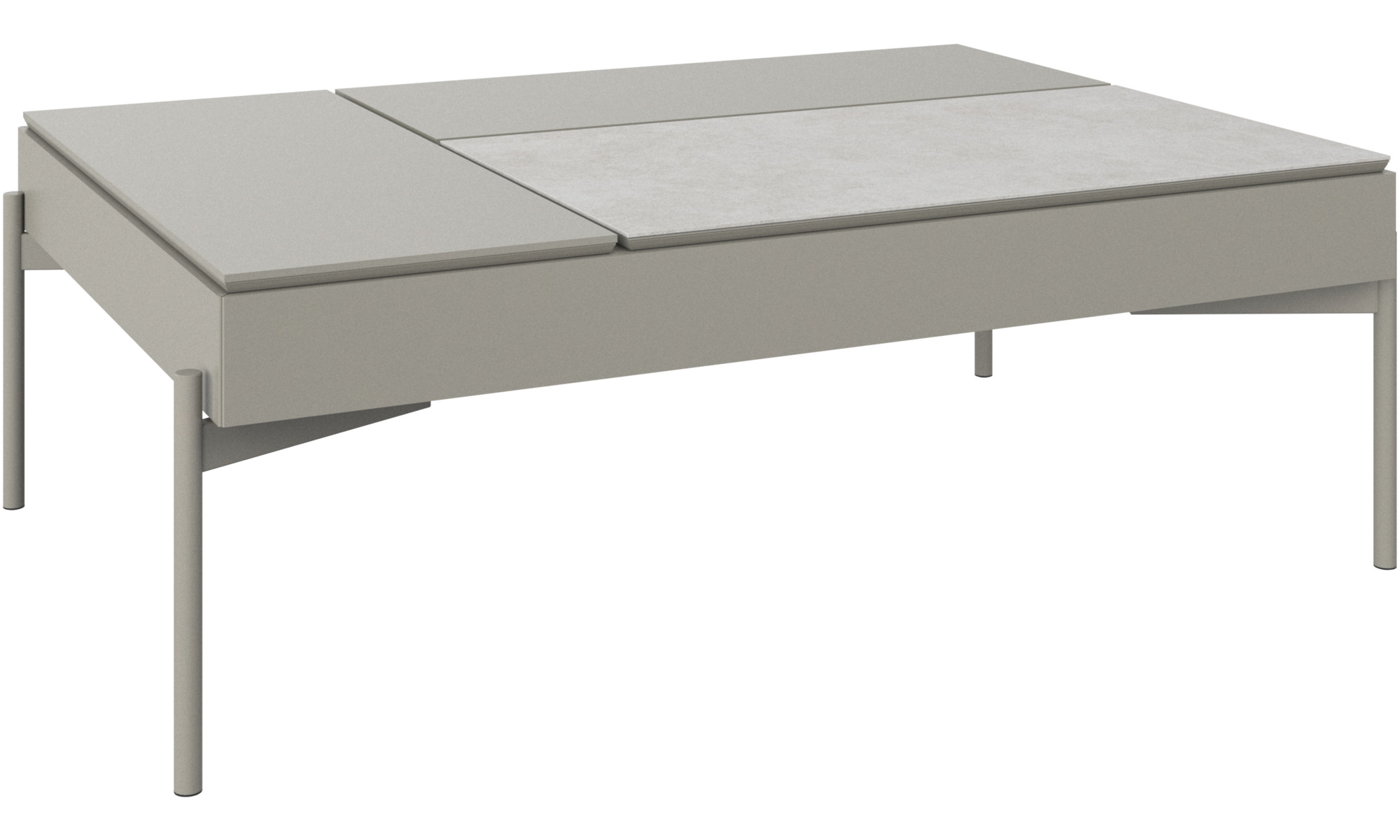 Coffee Tables Chiva Functional Coffee Table With Storage Boconcept