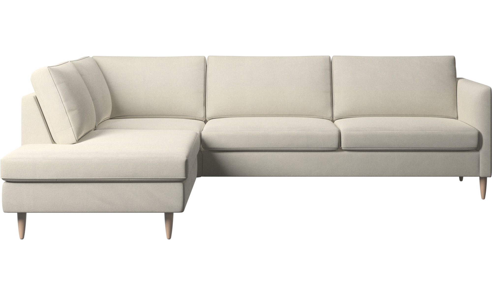 Corner Sofas Indivi Corner Sofa With Lounging Unit Boconcept