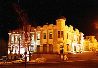 2004年冬の様子
