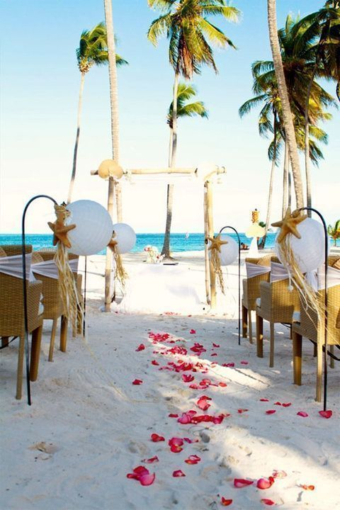 Ideas Para Decorar Bodas En La Playa Como Decorar Una Boda En La Playa - Lindas Ideas ! - Bodas
