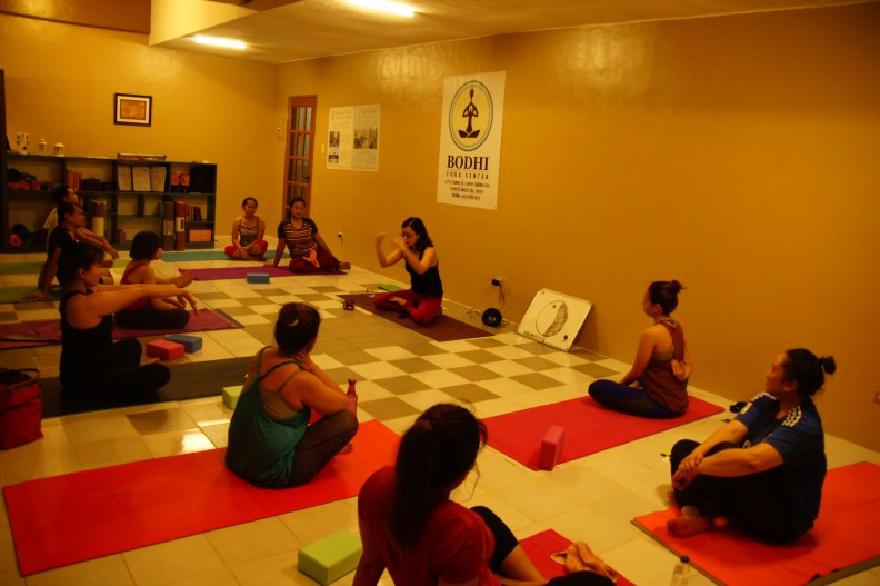 200 hour Yoga Teacher Training Class