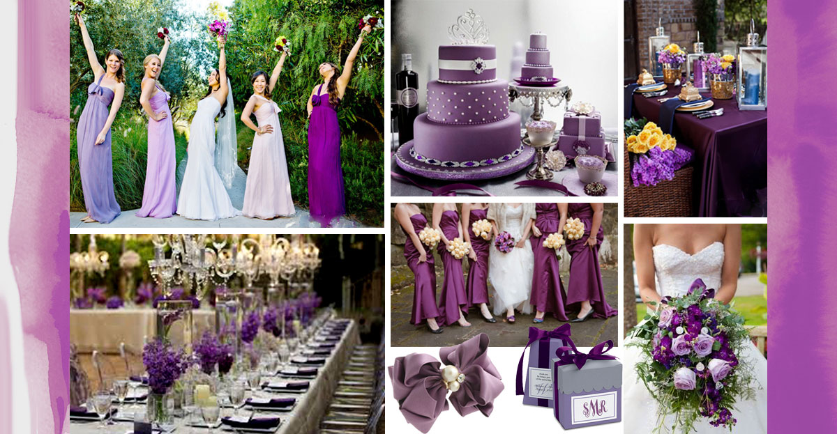Purple-Primary-Wedding-Color