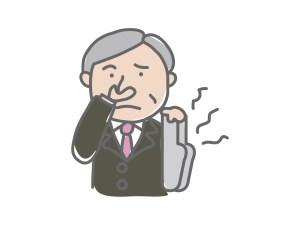 体臭の原因や対策について