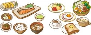 食事と生活習慣を正す