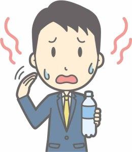 汗腺の『鈍化』がニオイの原因に