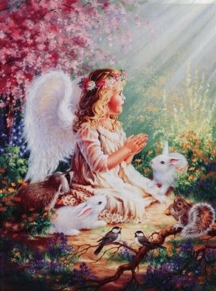 Sweet Beautiful Girl Wallpaper Short Poems Angels In The Early Morning By Emily