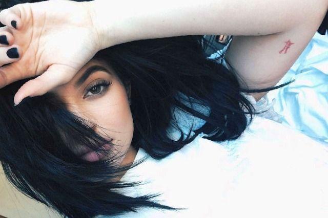 Kylie Jenners 5 Tattoos Their Meanings Body Art Guru