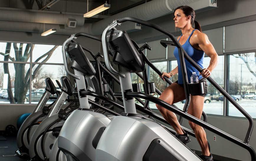 Cardio Exercise Equipment Stair Climbers O Bodybuilding
