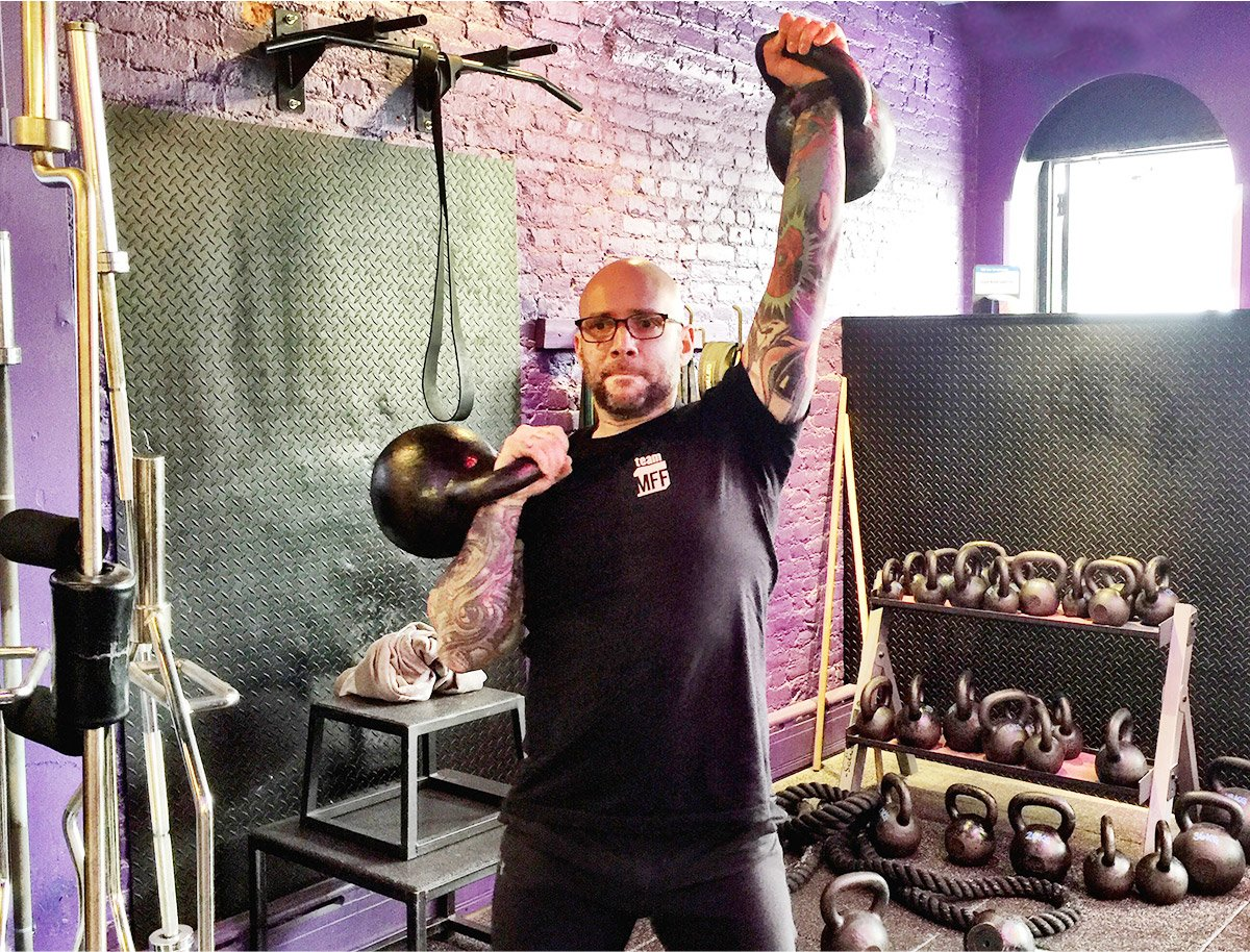 Kettlebell Bodybuilding How To Build A Beastly Kettlebell Press