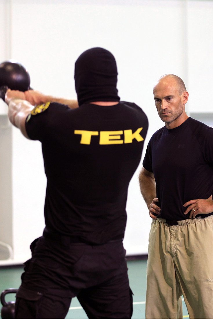 Kettlebell Bodybuilding Pavel Tsatsouline Return Of The Kettlebell Master