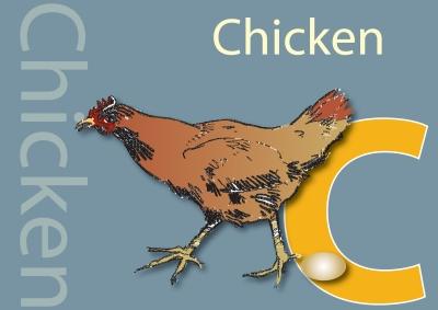 One Fowl Reason to Eat Organic   The Dirty Bird