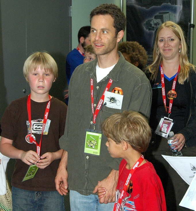 James Camerons Prominent Christian Actor Kirk Cameron And His Love-filled
