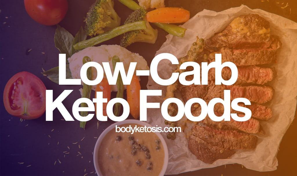 The Ultimate Keto Diet Food List (Incl Printable Keto Grocery List)