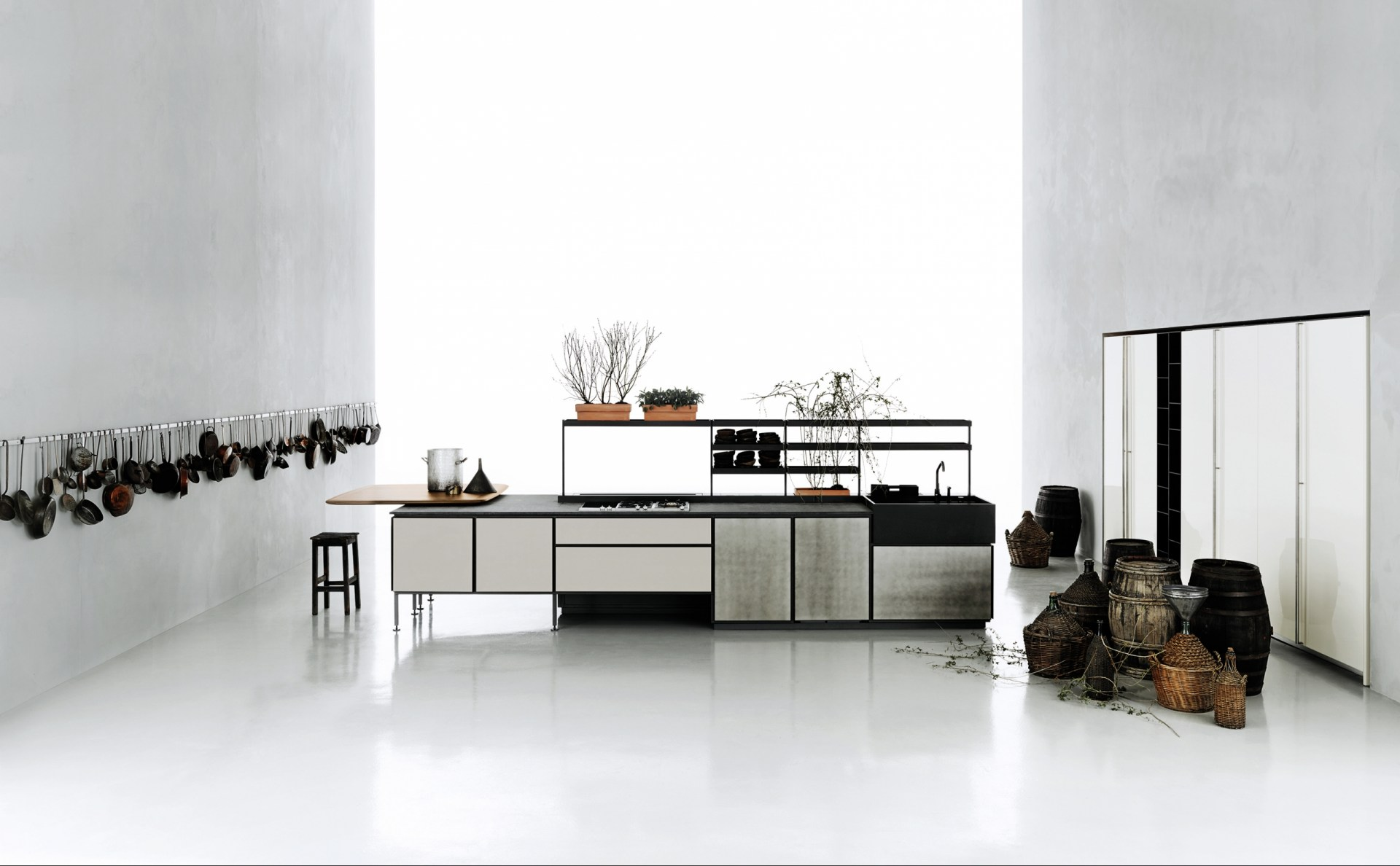Cuisines Boffi Salinas Kitchens Boffi Official Website