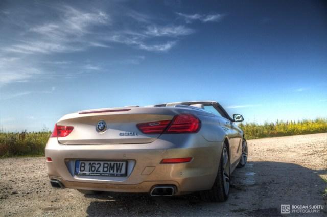 BMW 650i - HDR
