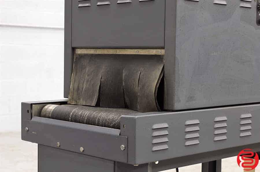 Renco Renwrap Shrink Wrap System W Heat Seal Tunnel