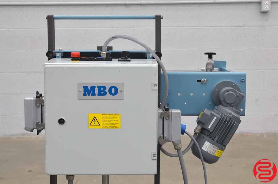 MBO ET 46 Mobile Cross Carrier for Paper Folder Boggs Equipment