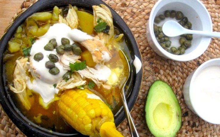 Ajiaco La Mesa Food Tour Medellin