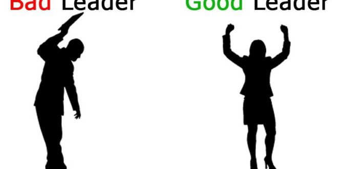 Good and Bad Leadership Qualities Comparison of Leaders Qualities
