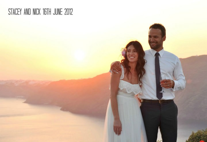Faye Decoration Santorini Wedding | Boho Weddings - Uk Wedding Blog