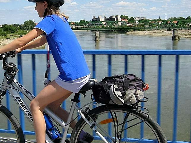 OSIJEK CITY CYCLING TOUR 2! Cycling the city of Osijek on a whole day tour