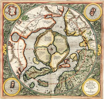 Wikipedia Commons 6 6E Merсator North Pole 1595