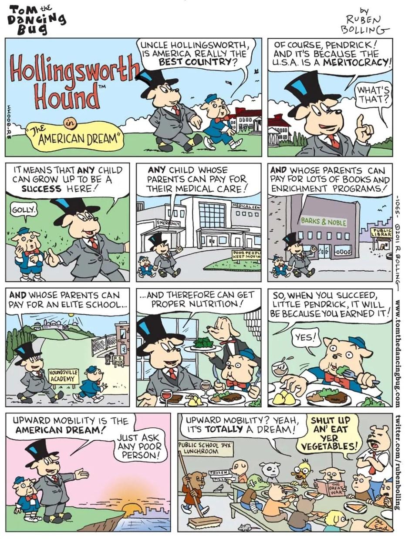 Tom the Dancing Bug