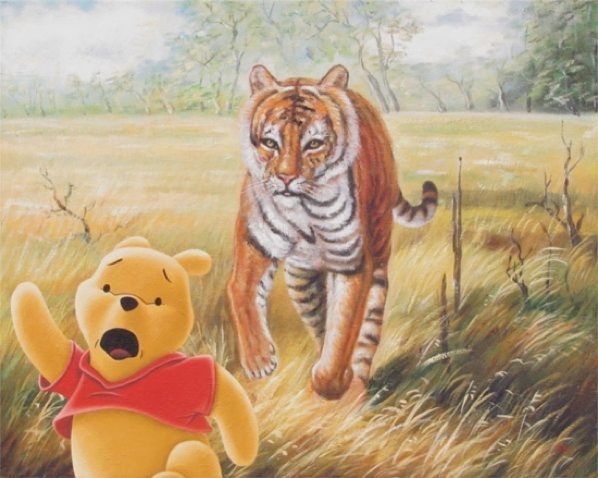 Albums S255 Gallery1988Sf Los-Angeles Tigger-And-Pooh