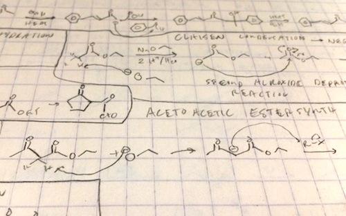 mead cambridge graph paper notebook