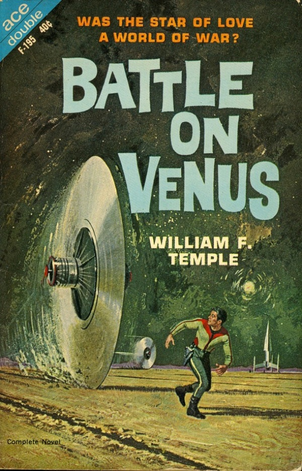 Battle on venus